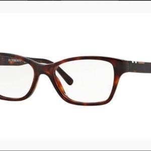 Burberry glasses Rx prescription